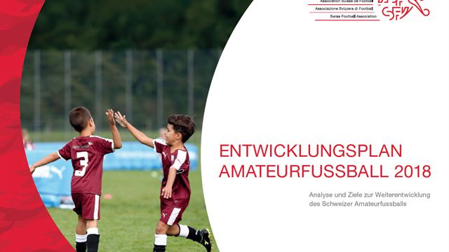 Entwicklungsplan Amateurfussball 2018 - Flipping Book